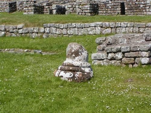 ローマの円柱