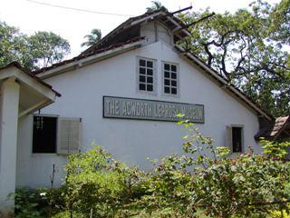 病院内の博物館