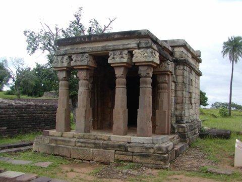 サンチー 神殿